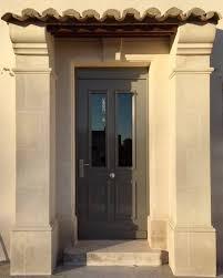 Porte Entree Grande Largeur Installation D U0027une Porte D U0027entrée En Rénovation à Avignon Dans Le