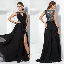long black backless dress split samples long black backless dress