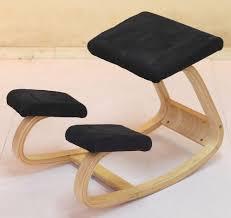wooden chair designs 2017 original ergonomic kneeling chair stool home office furniture