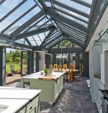 Kitchen Conservatory Designs by Kitchen Conservatories And Orangeries