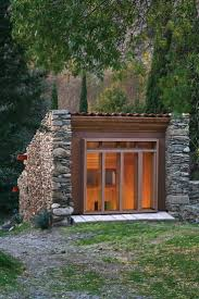 Small Cottage Homes Small Cabin Built Into The Hillside Cabins Pinterest Tiny