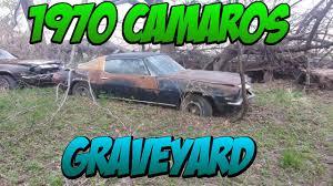 camaro salvage yard 1970s camaro grave yard 30 camaros firebirds trans ams etc