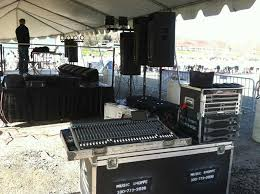 karaoke rentals akron canton sound system pa rental audio visual stage lighting