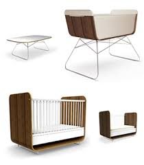 Bassinet Converts To Crib Ooba S Convertible Nest Collection Core77