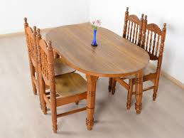 dining table set 4 seater mathilde teak 4 seater dining table set buy and sell used furniture
