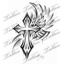 tattoo cross tribal design tribal tattoo designs armband cross lion sun tribal tattoos
