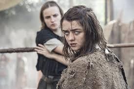 Arya Goes Blind Maisie Williams On U0027game Of Thrones U0027 Blind Arya And Impatient