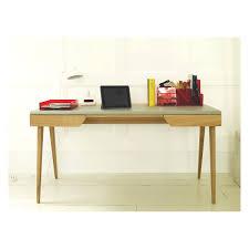 white metal desk artenzo