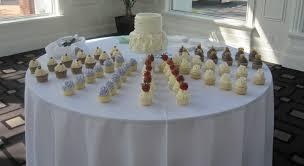 ivory wedding cake and cupcakes lexington ky carrick house the