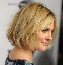 pictures on hairstyles for medium length hair for 50 year old