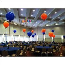 conference balloon decoration service provider distributor