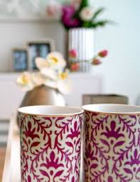 elegant coffee cups coffee table design