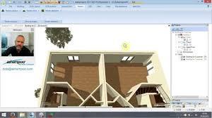 tutorial ashampoo 3d cad professional no 2 user interface youtube
