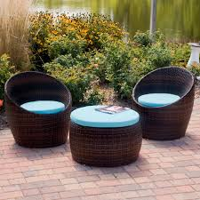 round wicker patio furniture home design ideas and pictures