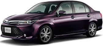 toyota corolla 50th anniversary models for japan
