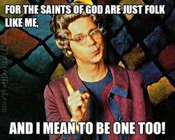 Episcopal Church Memes - preach it sister november 1st is all episcopal church memes