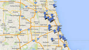 Chicago Homicide Map by 4 Dead 23 Wounded In Weekend Shootings Nbc Chicago