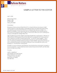 5 format of editorial letter sales resumed