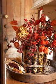 Fall Arrangements For Tables 38 Best Fall Decorating Images On Pinterest Halloween Stuff