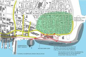 Portland Maine Map by Iit College Of Architecture