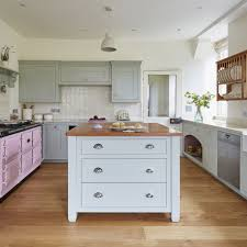 classic in frame manor house kitchen hand painted in farrow