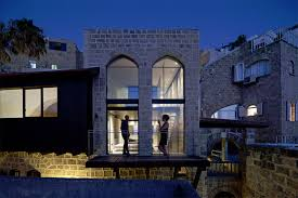 Contemporary Architecture Homes Year Old House Combines Authentic And Modern Architecture
