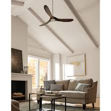 Ceiling Fans For Living Rooms Monte Carlo Maverick 60 Inch Matte Black Ceiling Fan On Sale