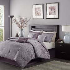 Plum Bed Set Mauve And Grey Bedding Purple And Grey Comforter Sets Plum