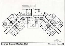 residential floor plan george draper dayton gdd residential macalester