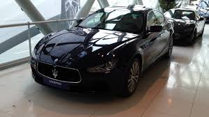 maserati inside 2016 maserati ghibli 2015 in depth review interior exterior youtube