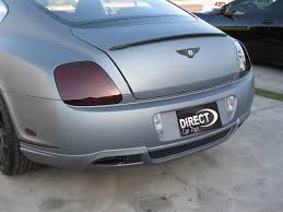 bentley continental flying spur rear 2005 2009 bentley continental gtc euro style rear bumper skirt