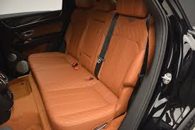 2017 bentley bentayga trunk 2017 bentley bentayga stock 7125 for sale near westport ct ct