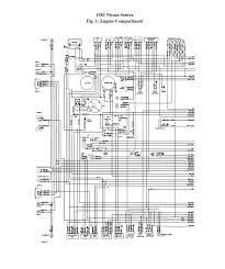 nissan sentra fuse box 87 nissan pathfinder diagram 1997 nissan pickup electrical diagram