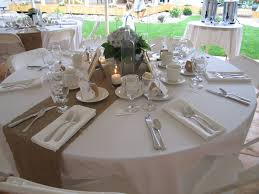 table runner rentals burlap table runners wedding decor wedding corners