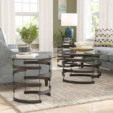living room furniture tables coffee tables you ll love wayfair