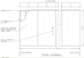 wall blueprints shear wall wikipedia