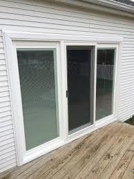 glass door designs energy efficient sliding glass doors with blinds best 2017 4 panel