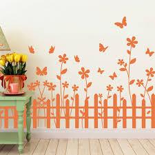 customized flower handmade sticker creative nursery school baby