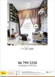 Saujana Residency Floor Plan Seri Pajam Project