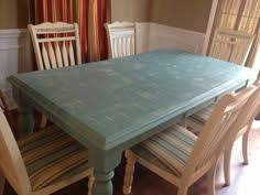 Redo Kitchen Table by Black And White Upcycled Dining Table What About Going With