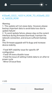 solved issues after marshmallow update inlenovo k3 note lenovo
