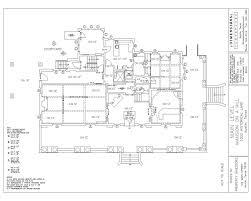 mixed use floor plans as built floor plans