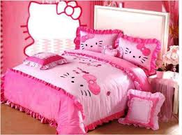 Hello Kitty Duvet Hello Kitty Room Paint Ideas U2014 Smith Design Decorate Your Room