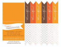 Printable Flags Freebie Thankful Dessert Flags Pizzazzerie