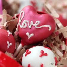 love bug cake pops