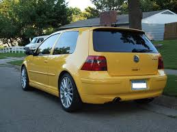 vwvortex com 2003 imola yellow gti 20th anniversary all stock no