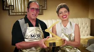 Kim Zolciak Kitchen by Andrew Dice Clay Wins U0027my Kitchen Rules U0027 Despite Not Cooking