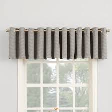 Grommet Top Valances Grommet U0026 Eyelet Valances U0026 Kitchen Curtains You U0027ll Love Wayfair