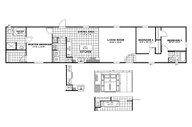 Floor Plans For Trailer Homes 28 Clayton Home Floor Plans Manufactured Home Floor Plan