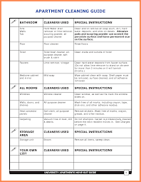 home design checklist apartment cleaning checklist excel form design